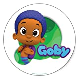 Bubble Guppies: Goby Stickers - Sheet of 6