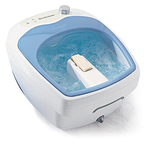 Heated Aqua-Jet Foot Spa (Foot Soaker Heated compare prices)