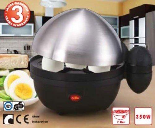 Wercom Edelstahl Eierkocher 350