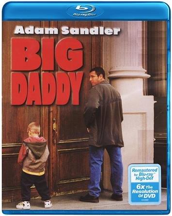 ������� ���� / Big Daddy (1999) BDRip   DUB