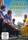 DVDFussballtrainer - Taktik Offensiv Vol.1 / Neue Fußballübungen im Fußballtraining (DVD)