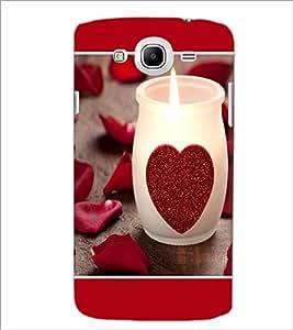 PrintDhaba Love D-1342 Back Case Cover for SAMSUNG GALAXY MEGA 5.8 (Multi-Coloured)