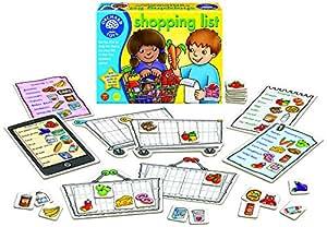Orchard Toys - Juego de la Lista de compra (importado de Reino Unido)