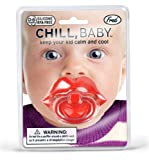 Fred and Friends CHILL BABY Lips Pacifier
