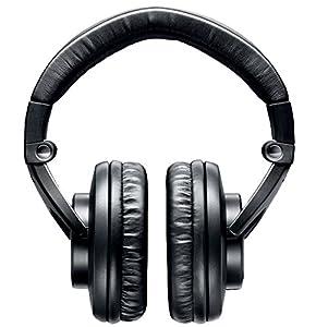 Shure SRH840 Casque audio professionnel studio Noir