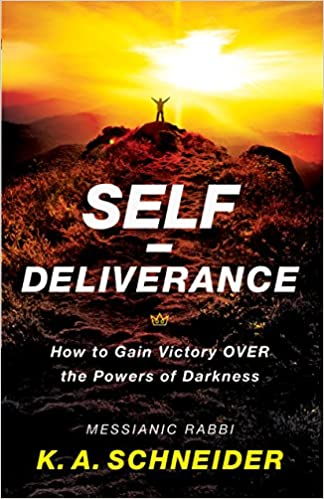 Self-Deliverance: How to Gain Victory over the Powers of Darkness  – June 16, 2015   by Rabbi K. A. Schneider (Author)  51qPSiVafUL._SX322_BO1,204,203,200_