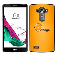 buy Hard Pc Protective Case Smartphone Case Cover For Lg G4 // Black Fruit Sweet Health Vitamin // Coolecell