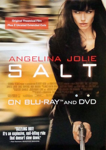 Salt Movie Poster 27