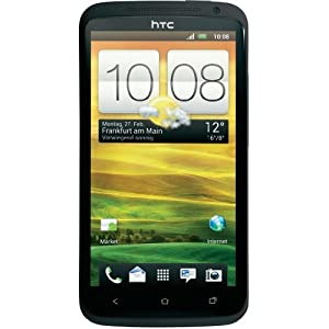 HTC One X Unlocked Gsm Phone, 16GB, Gray