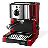 BEEM-Germany-Espresso-Perfect-Machine--Expressos-Professionnelle-rouge-brillant