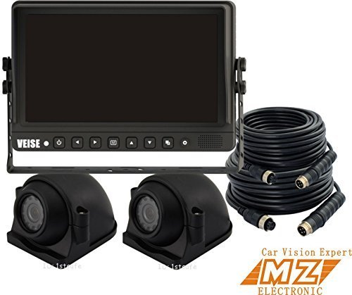 229-cm-vue-arrire-de-recul-arrire-ct-Appareil-photo-Cab-Kit-Systme-vido-2-fourches-pour-appareils-photo-agriculture-Excavatrice-Tracteur