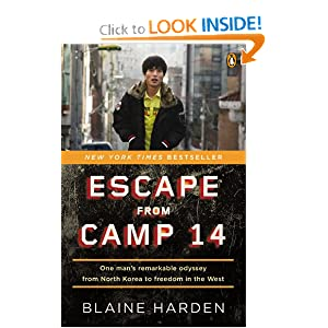 Escape From Camp14  - Blaine Harden