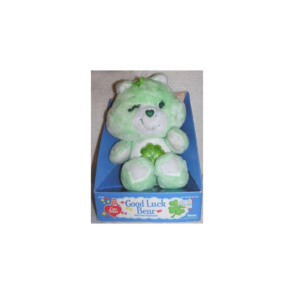 1984 Vintage Care Bears 13 Plush Good Luck Bear