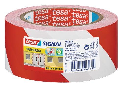 tesa-58134-00000-00-cinta-adhesiva-de-senalizacion-temporal-color-rojo-blanco