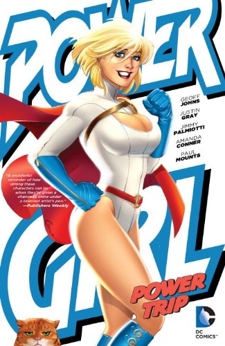 Power Girl: Power Trip (Power Girl Comics compare prices)
