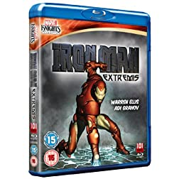 Iron Man: Extremis [Blu-ray]