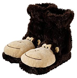 Aroma Home Fun for Feet Slipper Boots