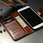 GLucky S4 Luxury Wallet Stand Design...