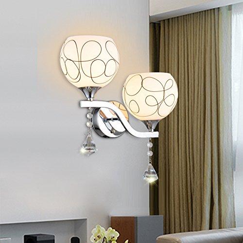 full-arredamento-camera-da-letto-minimalista-moderno-comodino-scala-parete-lampada-doppia-testa-300-