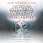 Star Wars: Heir to the Empire (20th Anniversary Edition), The Thrawn Trilogy, Book 1   Timothy Zahn