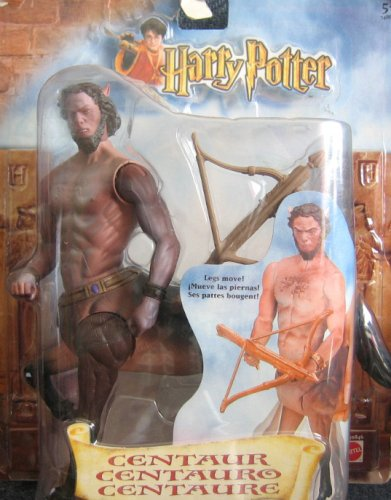 Picture of Mattel Harry Potter Centaur Deluxe Action Figure (B00005NP4T) (Harry Potter Action Figures)