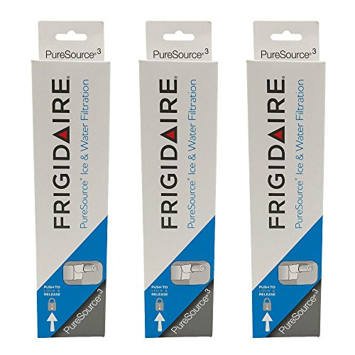 Genuine Frigidaire WF3CB WF3CB Pure Source LP15061 242069601 Water Filter 3-PK ;TM79F-32M UGBA445512 (Water Filter Wf3cb Pure Source 3 compare prices)