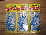 リトルツリー(WHITE WATER) ホワイトウォーター3枚セット