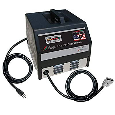 Dual Pro Eagle Performance Series on Board 36V 20 Amp Battery Charger
