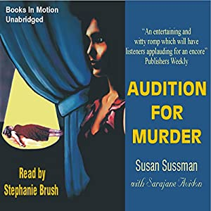 Audition for Murder Audiobook