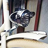 Vintage Bike LED Headlight Big Power