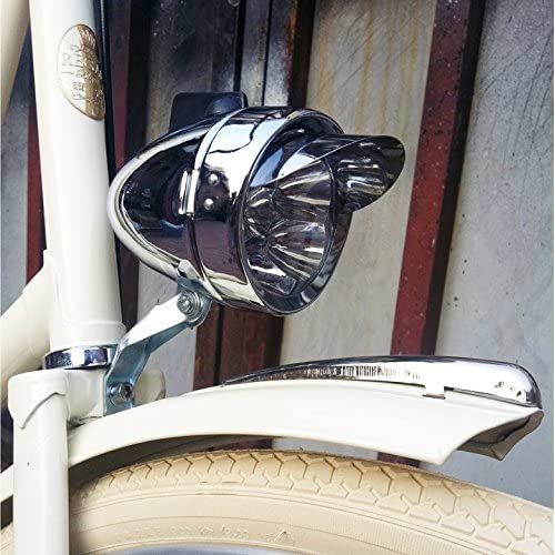Vintage Bike LED Headlight Big Power