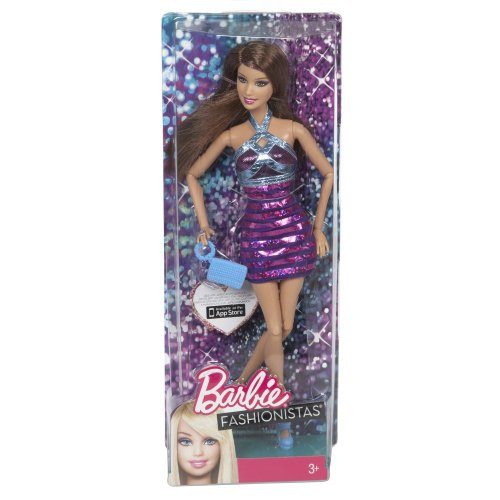 Barbie Fashionistas Teresa Doll - 1