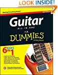 Guitar All-In-One For Dummies, Book +...