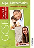 img - for AQA GCSE Mathematics Foundation (Linear) Exam Skills Question Book by Anne Haworth (2013-04-18) book / textbook / text book