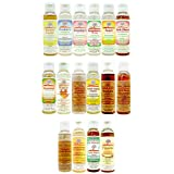 CUSTOM 5 PACK CASE -UNSWEETENED NATURAL FLAVORS -by Flavor Essence ~Any Combination of Flavors You Want (Simply type in your list at checkout) (Color: No Added Color, Tamaño: 2 Ounce Bottles)