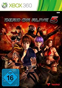 Dead or Alive 5 - [Xbox 360]