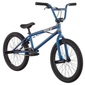 AM BMX Bike (Blue, 20-Inch Wheels) : Bmx Bicycles : Sports & Outdoors
