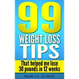 51qPpLPPMkL. SL160 OU01 SS160  99 weight loss tips that helped me lose 30 pounds in 12 weeks (Kindle Edition)