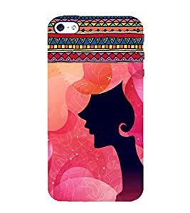 Ifasho Fashion Girls Back Case Cover For Apple Iphone 4S