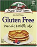 Maple Grove Farms Pancake Mix, Gluten Free, 16 Ounce