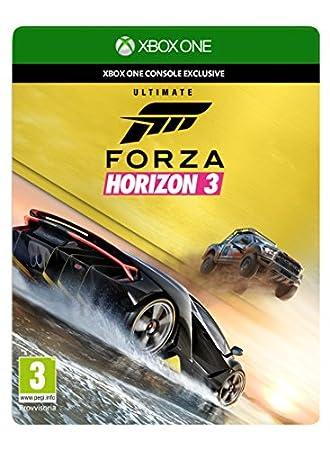 Forza Horizon 3 - Ultimate [Importación Italiana]