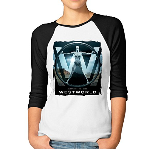 GinaR-Women-Middle-Sleeve-Westworld-20167-Cool-Bottoming-Shirt