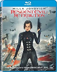 Resident Evil: Retribution (+UltraViolet Digital Copy) [Blu-ray]