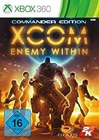 XCom Enemy Within - Commander Edition (XBOX 360)