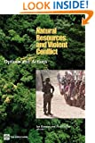 Natural Resources and Violent Conflict: Options and Actions