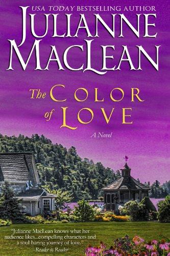 The Color Of Love by Julianne Maclean ebook deal