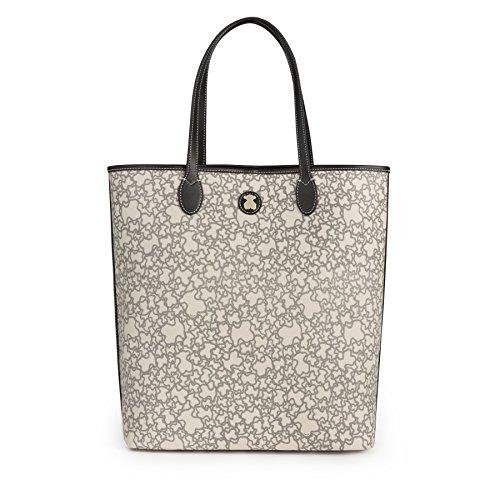Tous Shopping L. K Mini, Borsa a spalla donna 10.5x36x33 cm (W x H x L) beige Size: 10.5x36x33 cm (W x H x L)