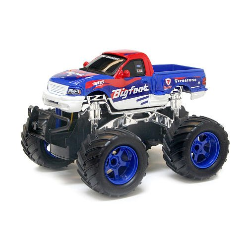 radio control monster truck ford bigfoot. Black Bedroom Furniture Sets. Home Design Ideas
