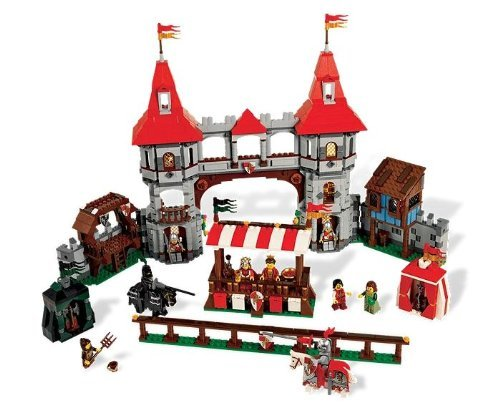 LEGO Kingdoms Joust 10223 Amazon.com