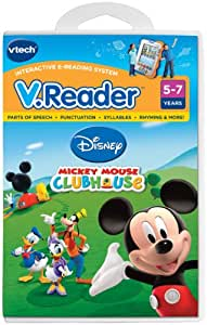 VTech V.Reader Software Mickey Mouse Clubhouse